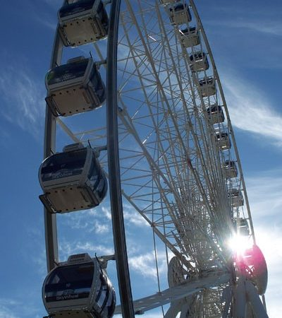 Why you need to get over your fear of the Niagara SkyWheel