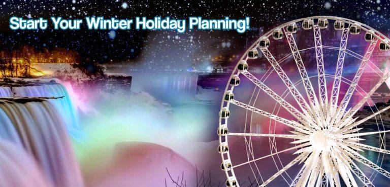 List of Upcoming Christmas Events in Niagara Falls Niagara Falls Blog