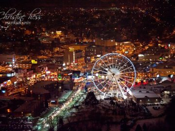Niagara falls attractions open on Christmas