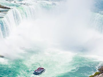 waterfalls to see in Niagara