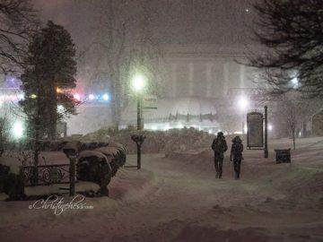 things to do in the Winter in Niagara Falls