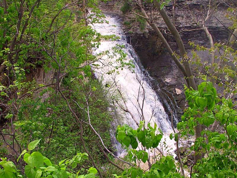 waterfalls in niagara