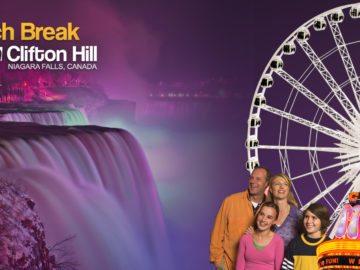 Niagara Falls March Break