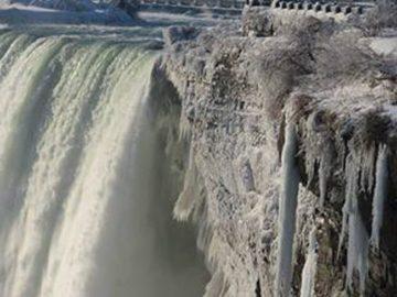 Facts about Niagara Falls