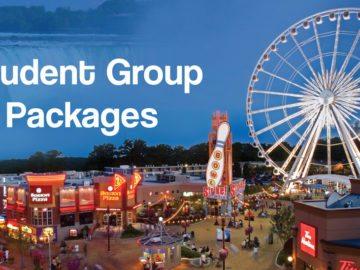 Niagara Falls Student Group Package