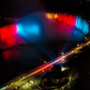 Easter Niagara Falls