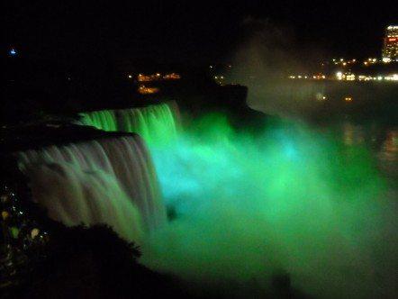 Niagara Falls St. Patricks Day