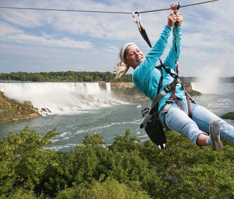 Image result for free images Niagara falls ziplining