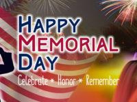 Memorial Day in Niagara Falls