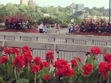 peaceful places in Niagara Falls