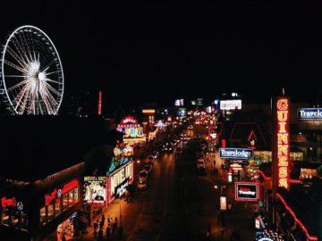 Las Vegas in Niagara Falls