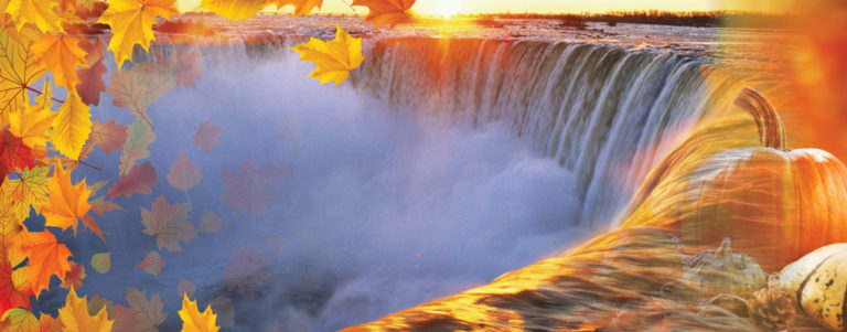things to do for Thanksgiving in Niagara Falls