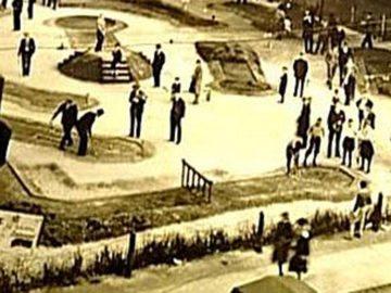 100 years of miniature golf