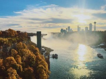 Thanksgiving Weekend In Niagara