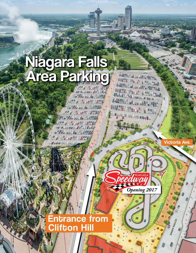 Niagara Falls Parking