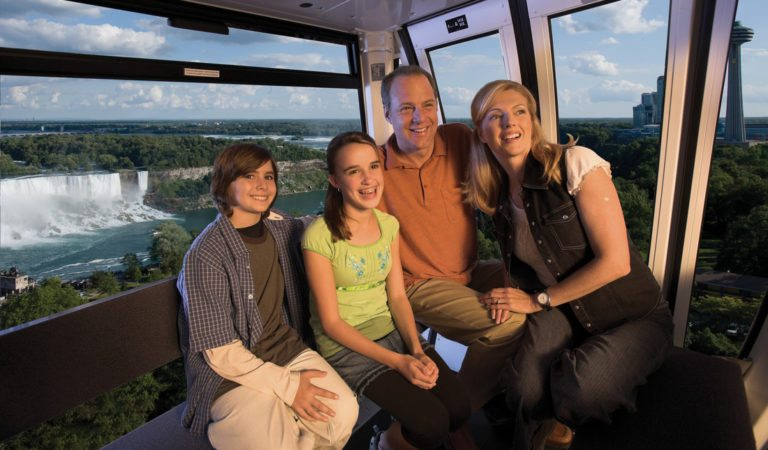 Poll: What Kind Of Niagara SkyWheel Rider Are You?
