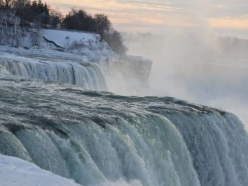 things to do in Niagara Falls in the Winter