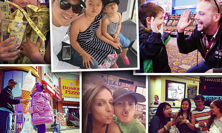 Family Day Niagara Falls Fun: Head Down to Clifton Hill!