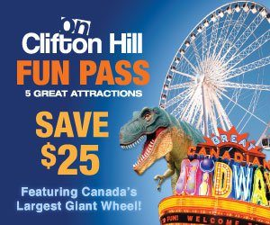 Fun Pass Niagara Falls