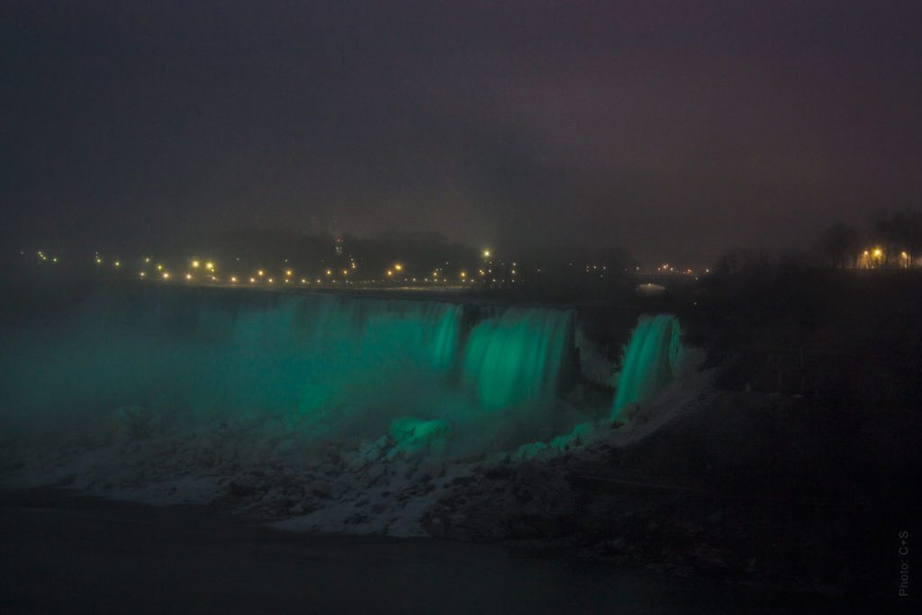 St. Patrick's Day in Niagara Falls