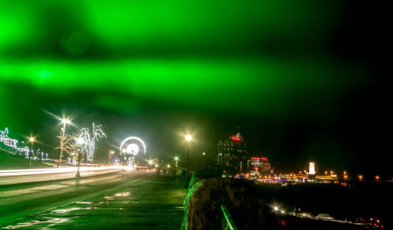 Celebrate St. Patrick's Day in Niagara Falls