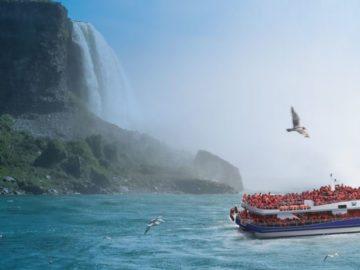 Niagara Falls Boat Tours