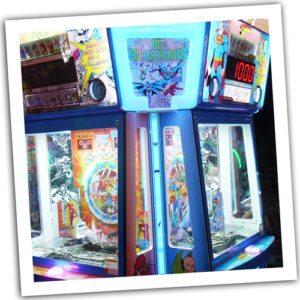 most popular arcade games