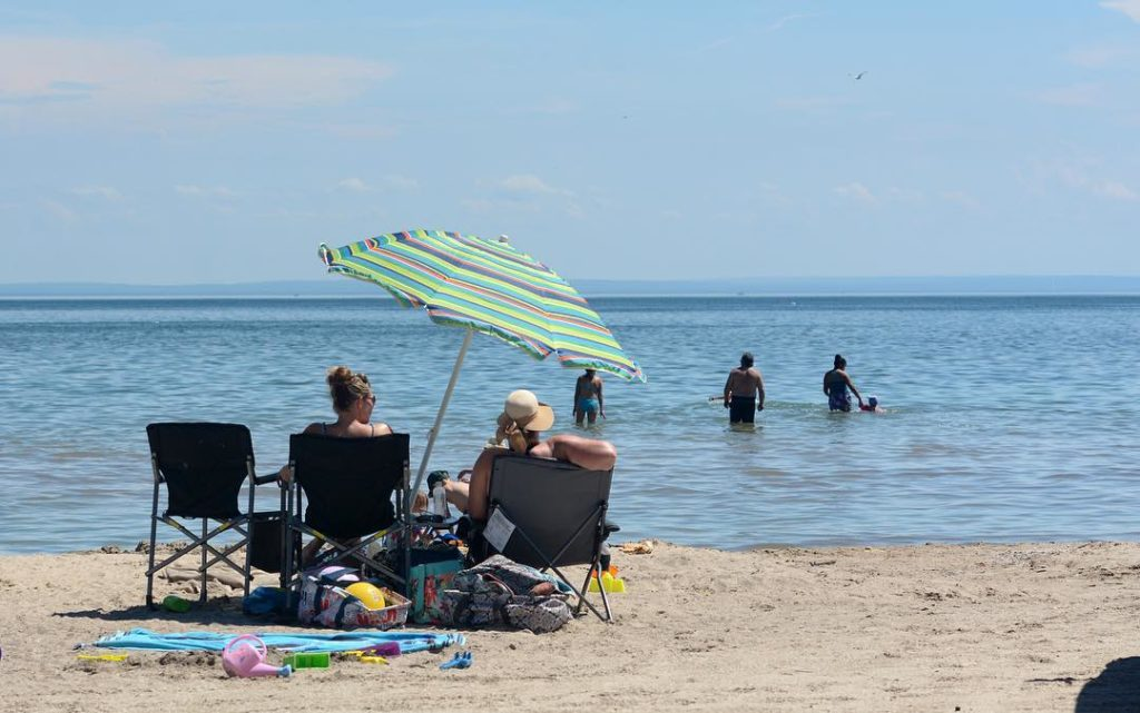 Popular Niagara Beaches