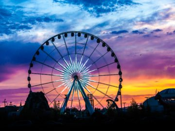 SkyWheel Re-Opening