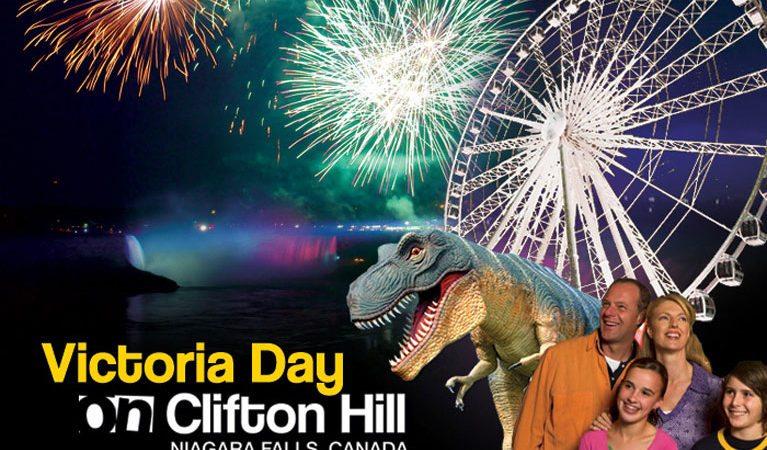 Victoria Day Niagara Falls Weekend Fun