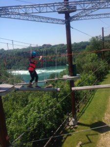 Construction Holiday in Niagara Falls