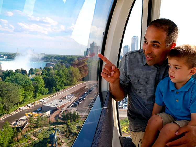 Father's Day Niagara Falls