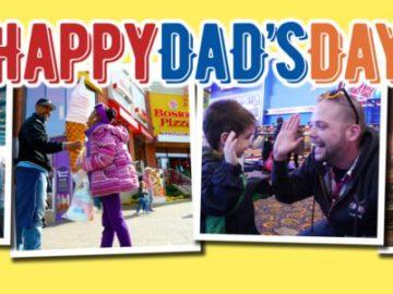 Father's Day in Niagara Falls