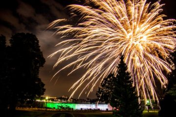 Canada Day Festivities at Queen Victoria Park