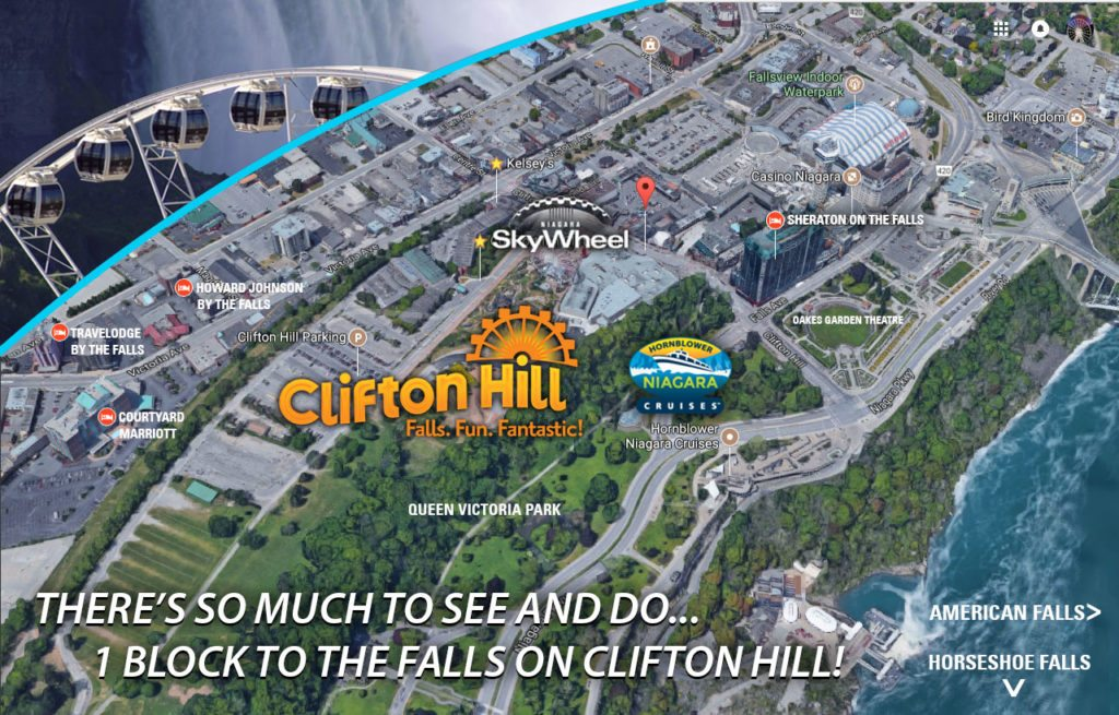 Niagara Falls Hotels >> Top Niagara Falls Hotels 1 Block To The Falls And Clifton Hill