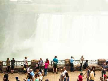 things to do in Niagara Falls in July
