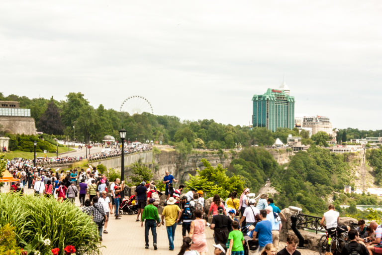 things to do in Niagara Falls in August