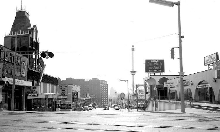 The History of Clifton Hill
