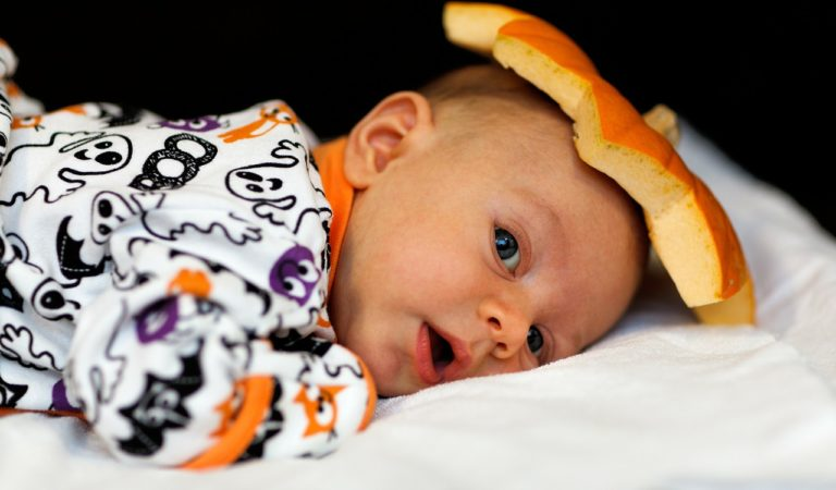 10 Adorable DIY Halloween Costumes for Babies