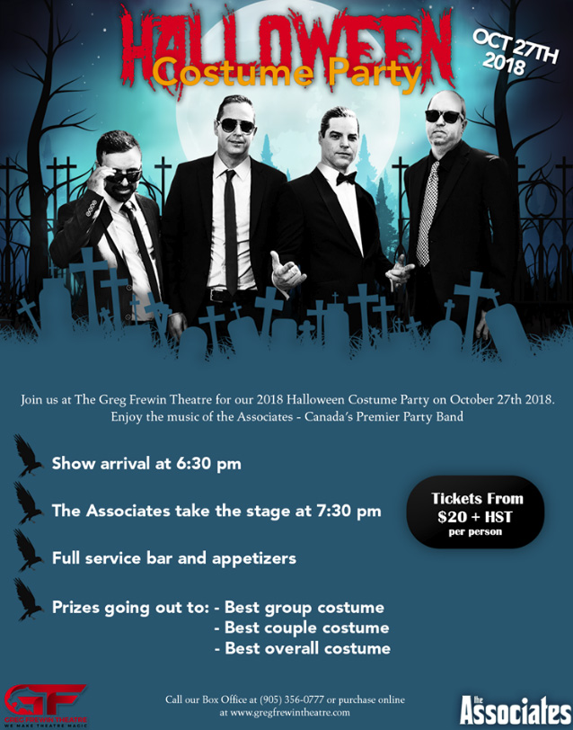Niagara Falls Halloween parties and events