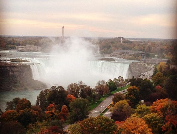 10 Stunning Fall Images from the Niagara SkyWheel