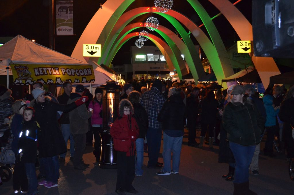 Christmas events in Niagara