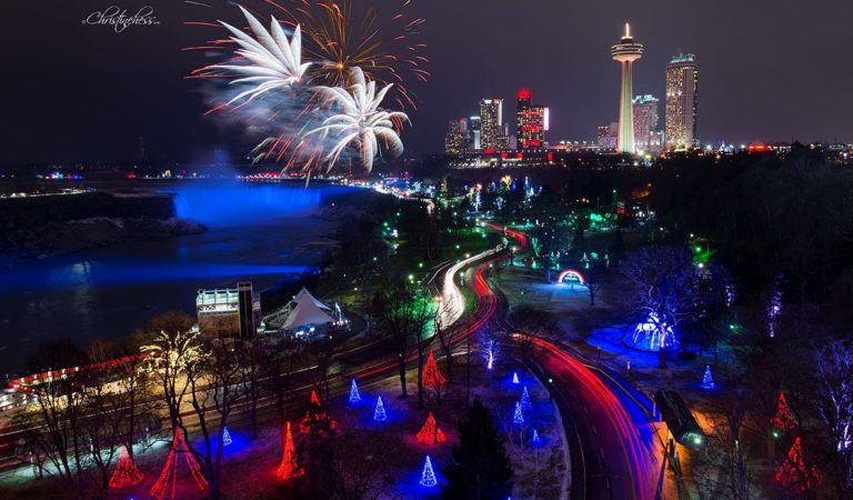 List of Niagara Falls Attractions Open on Christmas