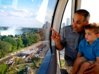 Reason to ride the Niagara SkyWheel