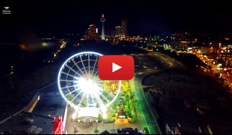 Niagara Falls in Motion Video