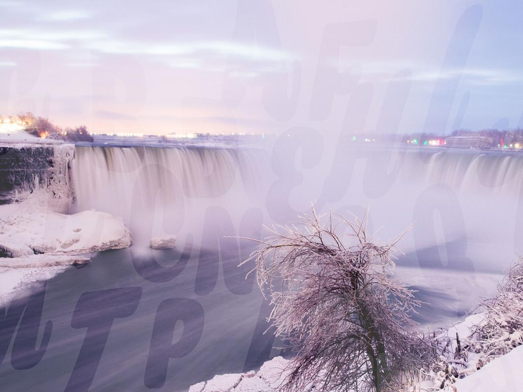 Niagara Falls Family Getaway In Winter A Guide From A Z