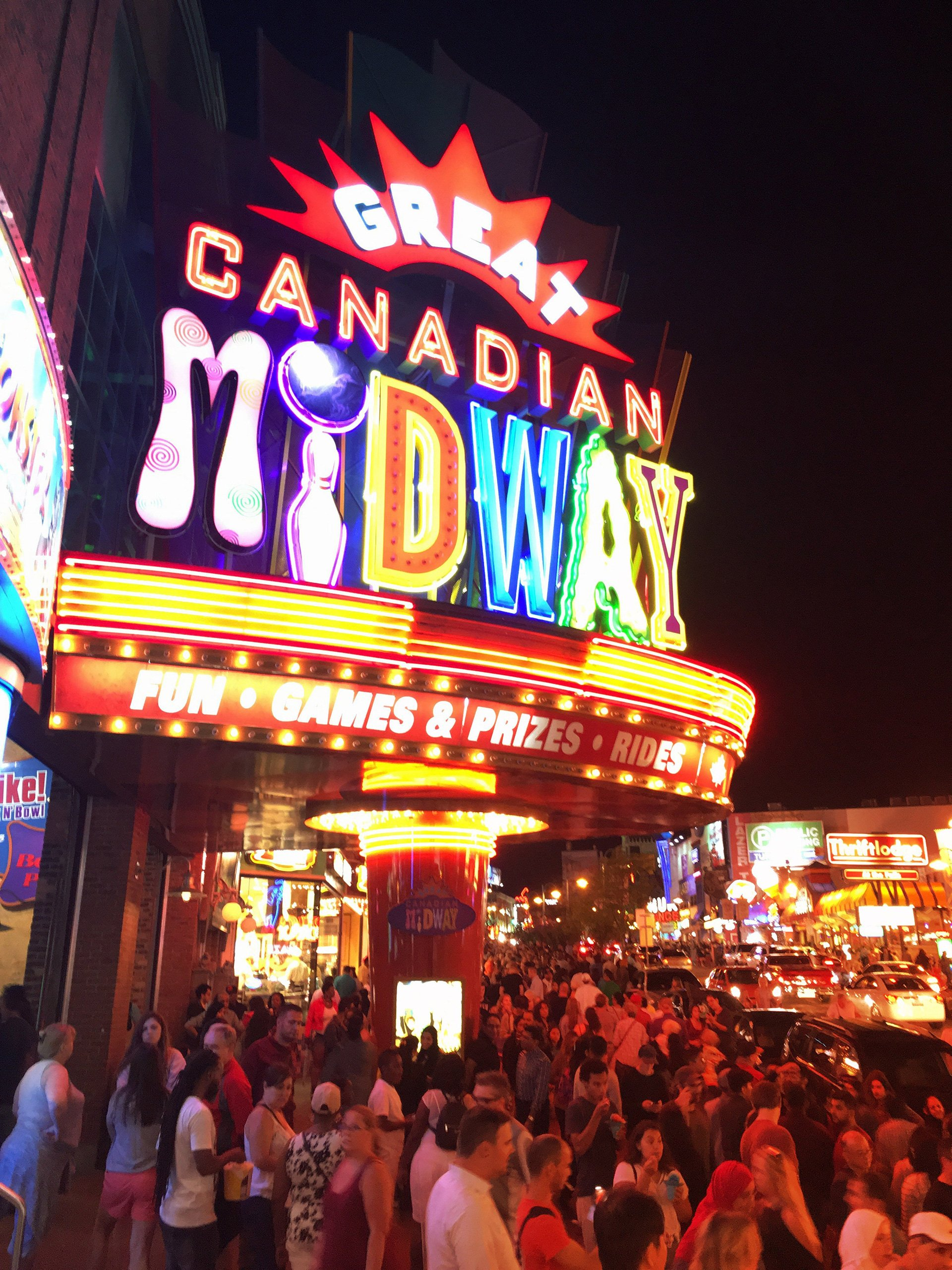 Great Canadian Midway
