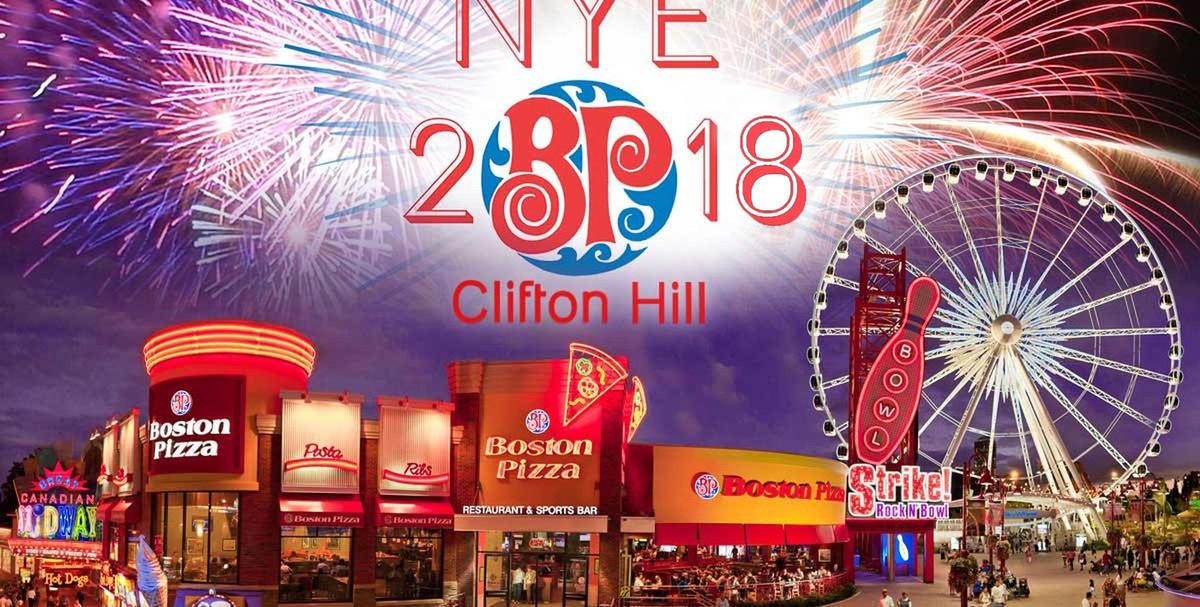 New Years Eve 2018 Boston