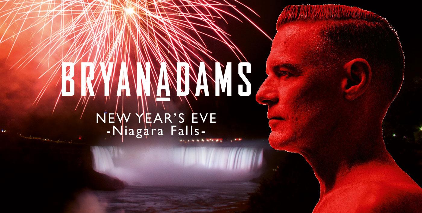 Niagara Falls New Years Clifton Hill Niagara Falls Canada