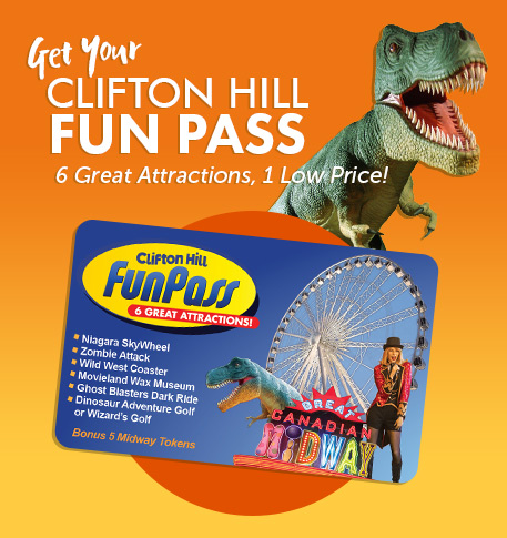 Get your Clifton Hill Fun Pass